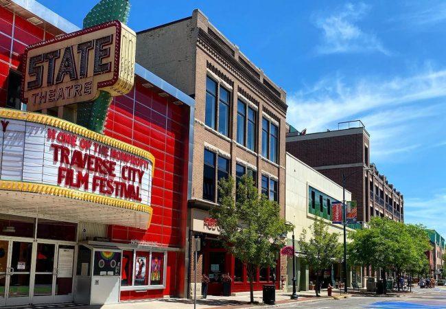 Traverse City Film Festival (image via Facebook)