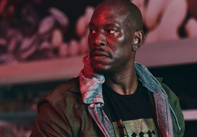 Rogue Hostage starring Tyrese Gibson