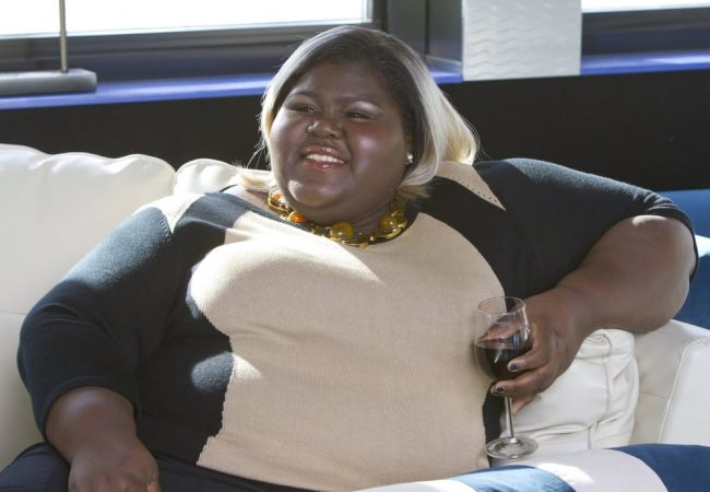 Gabourey Sidibe as Becky on Empire. (Chuck Hodes/Fox)