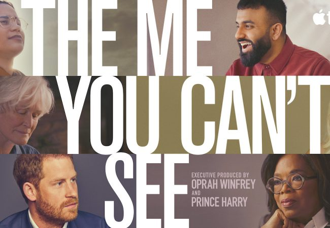 """The Me You Can't See,"" a documentary series from Oprah Winfrey and Prince Harry (Apple)"