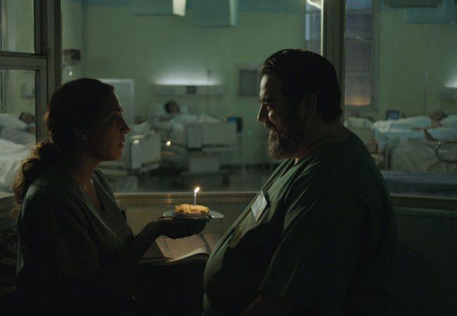 La Dosis starring Carlos Portaluppi, Ignacio Rogers and Lorena Vega