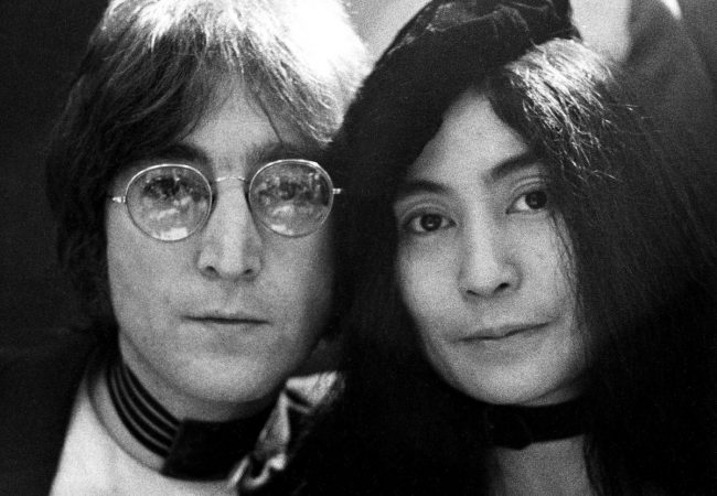 "John Lennon and Yoko Ono are featured in ""1971: The Year That Music Changed Everything,"" (Apple TV+)"