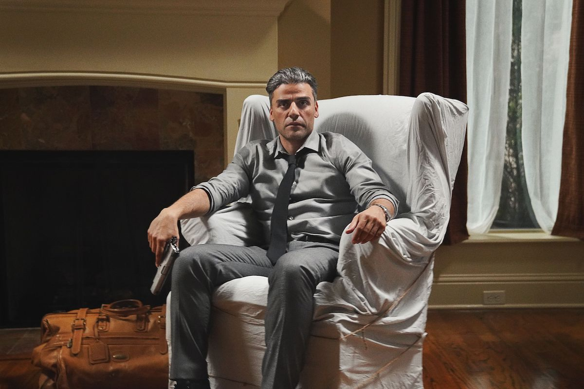"Paul Schrader's ""The Card Counter"" starring Oscar Isaac"