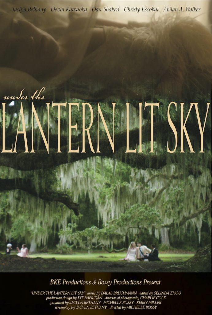 Under the Lantern Lit Sky movie poster
