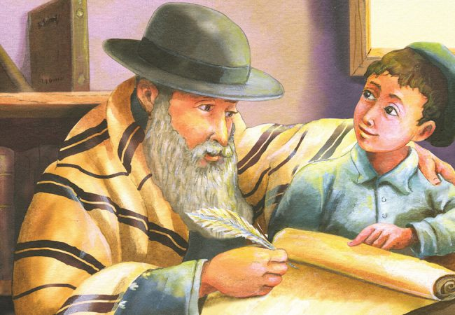 The Tattooed Torah, directed by Marc Bennett and narrated by Ed Asner.