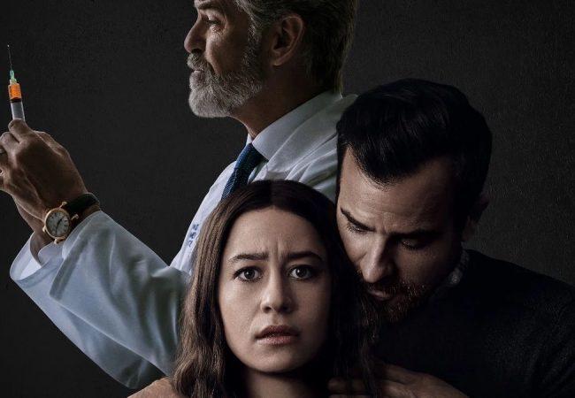 FALSE POSITIVE Official Trailer. Hulu Horror Film Stars Ilana Glazer, Justin Theroux, Pierce Brosnan