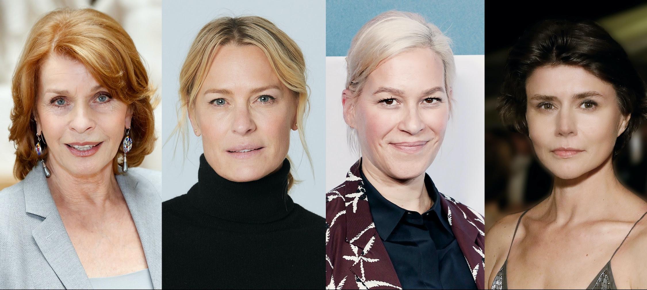 Senta Berger, Robin Wright, Franka Potente, Małgorzata Szumowska honored at Filmfest München