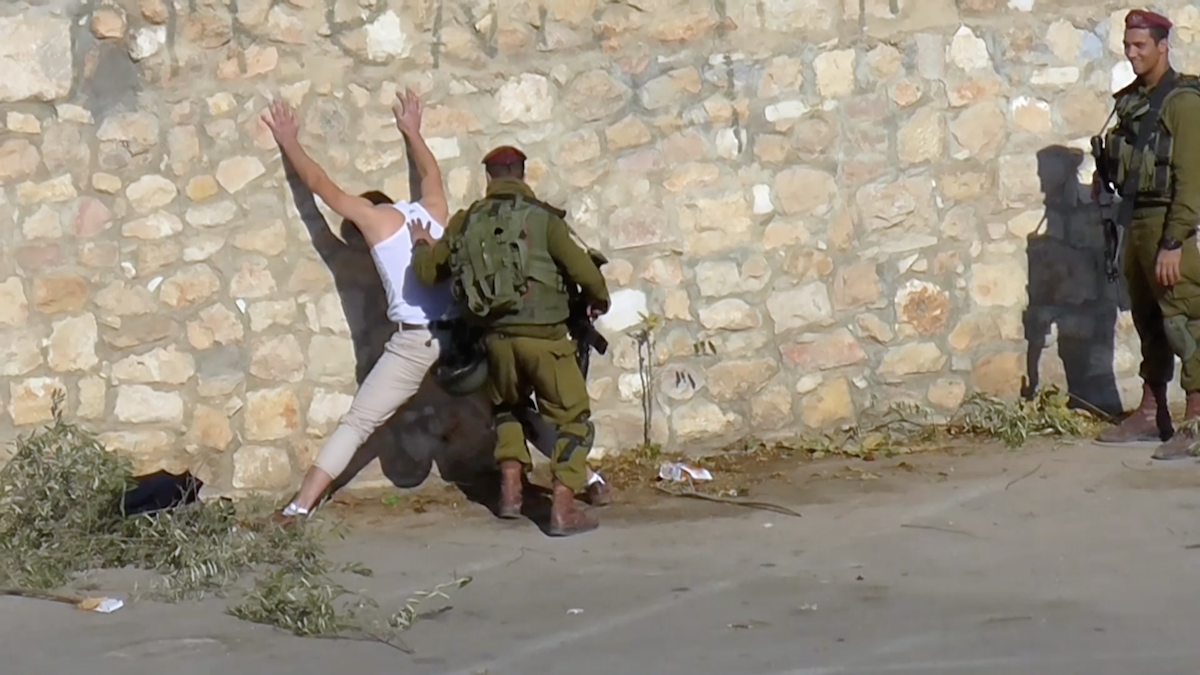 Mission: Hebron directed by Rona Segal