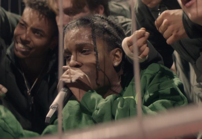 Stockholm Syndrome starring multi-platinum rapper A$AP Rocky