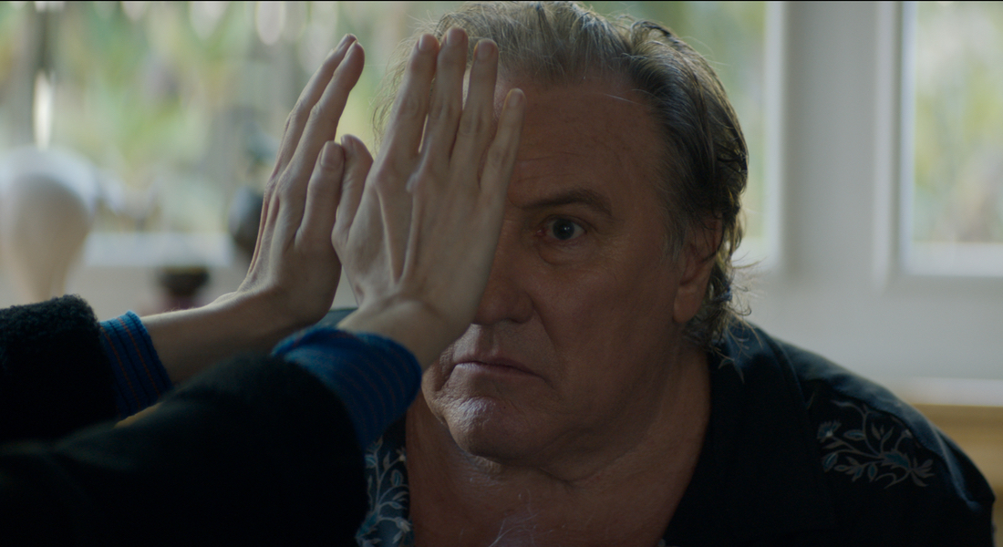 Robust starring Gérard Depardieu