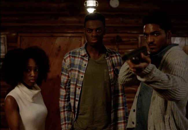 Blood Conscious, starring Nick Damici, DeShawn White, Lenny Thomas and Oghenero Gbaje