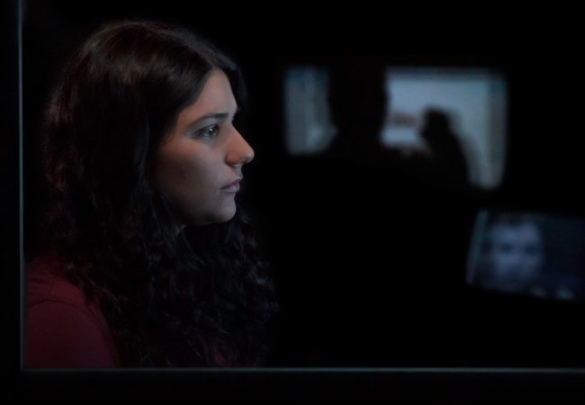 The Viewing Booth directed by Israeli filmmaker Ra'anan Alexandrowicz