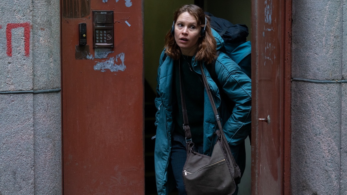 Compartment No. 6 directed by Juho Kuosmanen