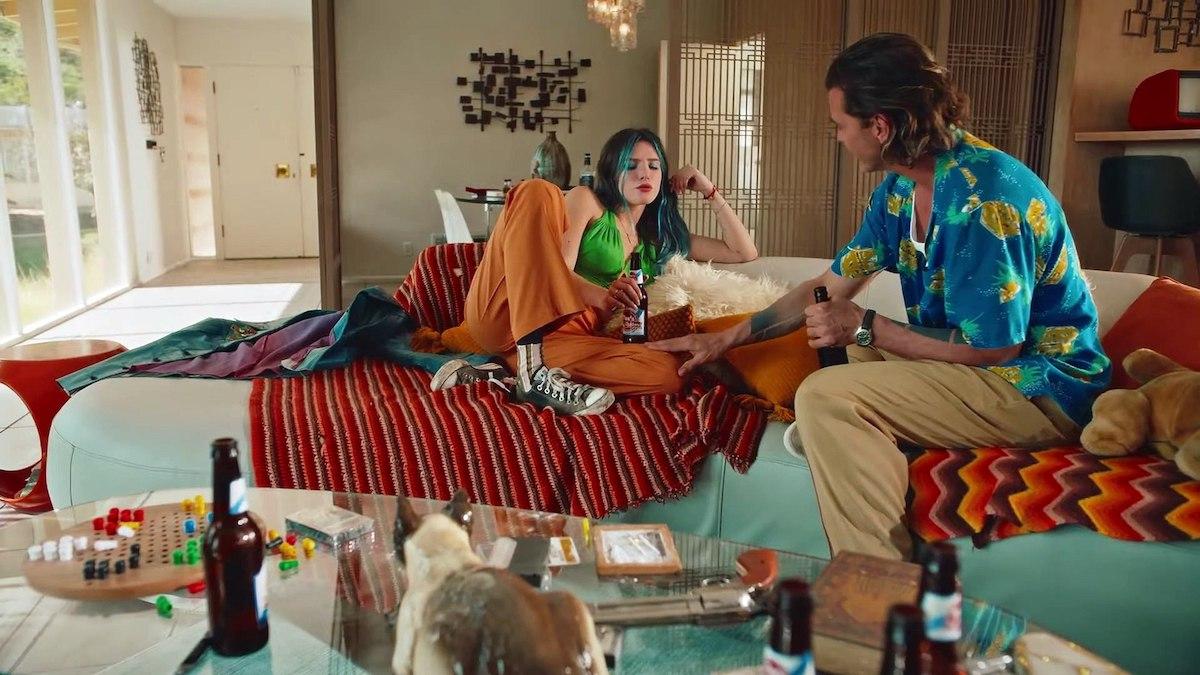 Bella Thorne and Gavin Rossdale star in Habit