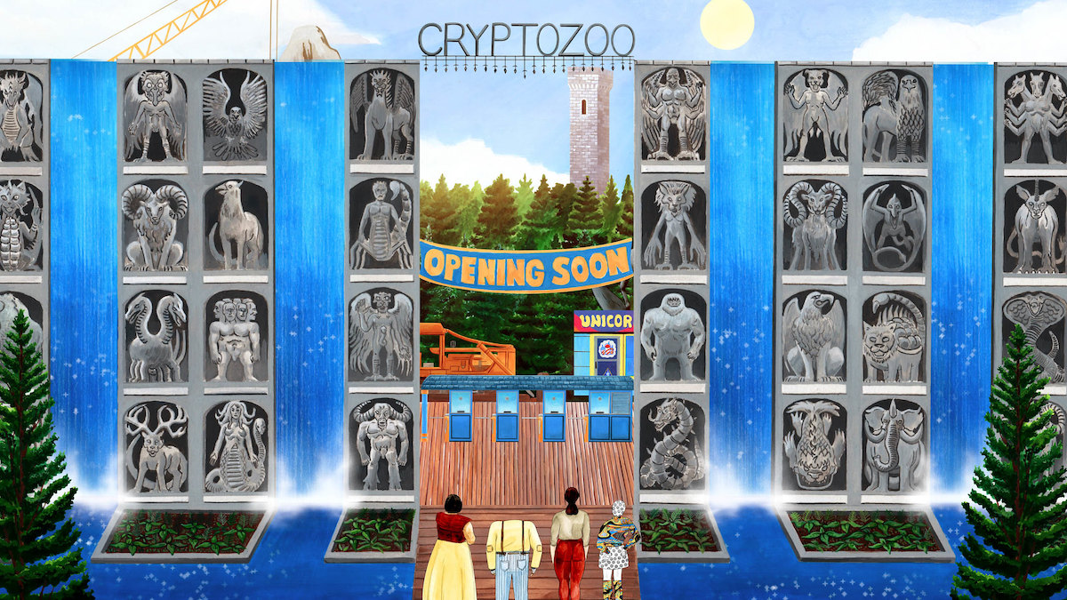 Cryptozoo directed by Dash Shaw