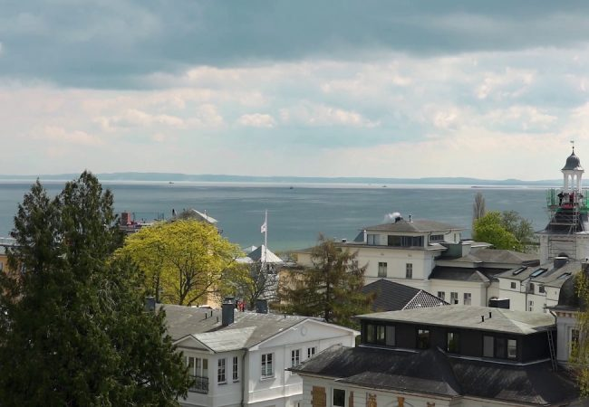 Usedom: Clear View at the Sea