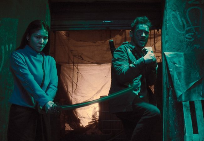 Yakuza Princess starring Jonathan Rhys Meyers and Masumi