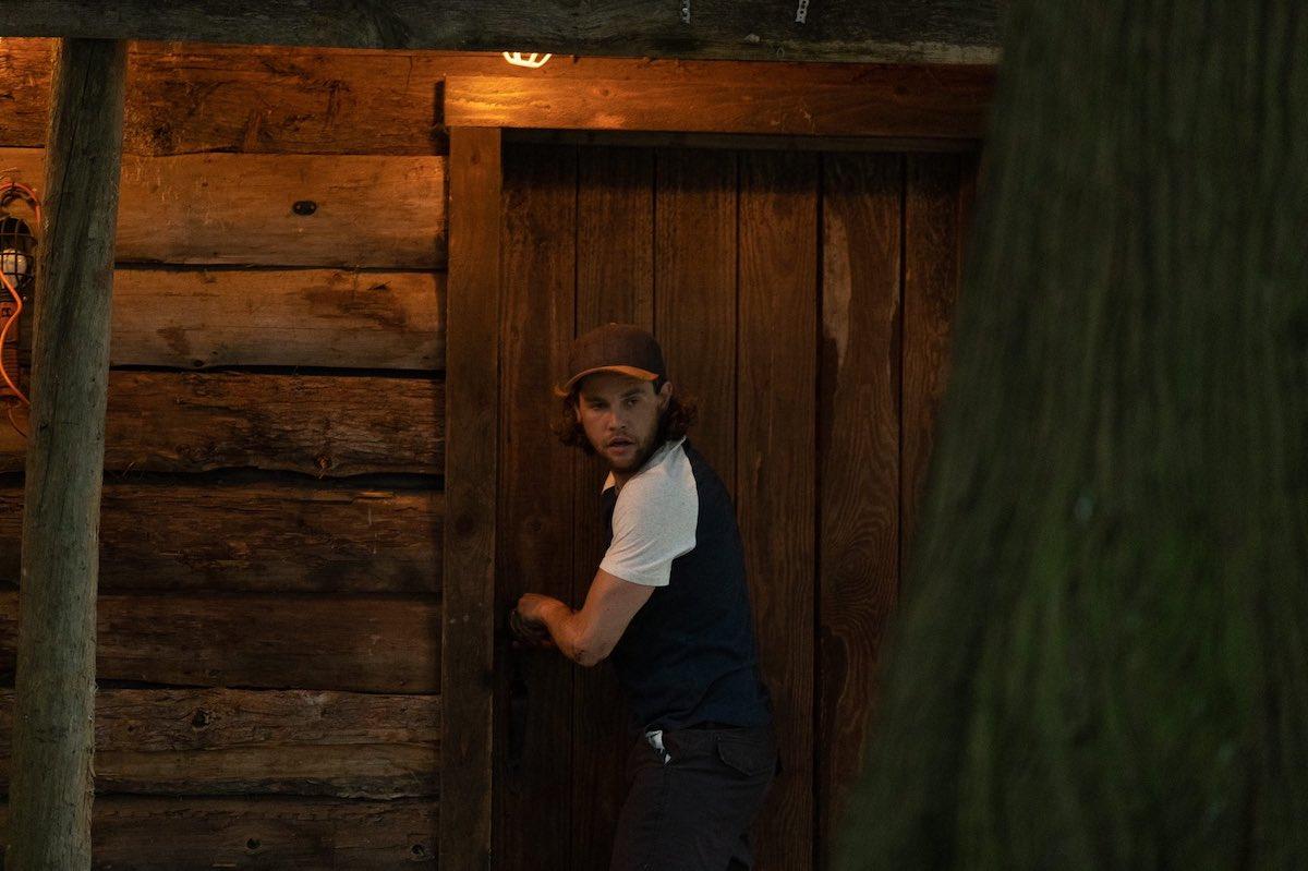 Hunter's Cabin directed by N'cee van Heerden