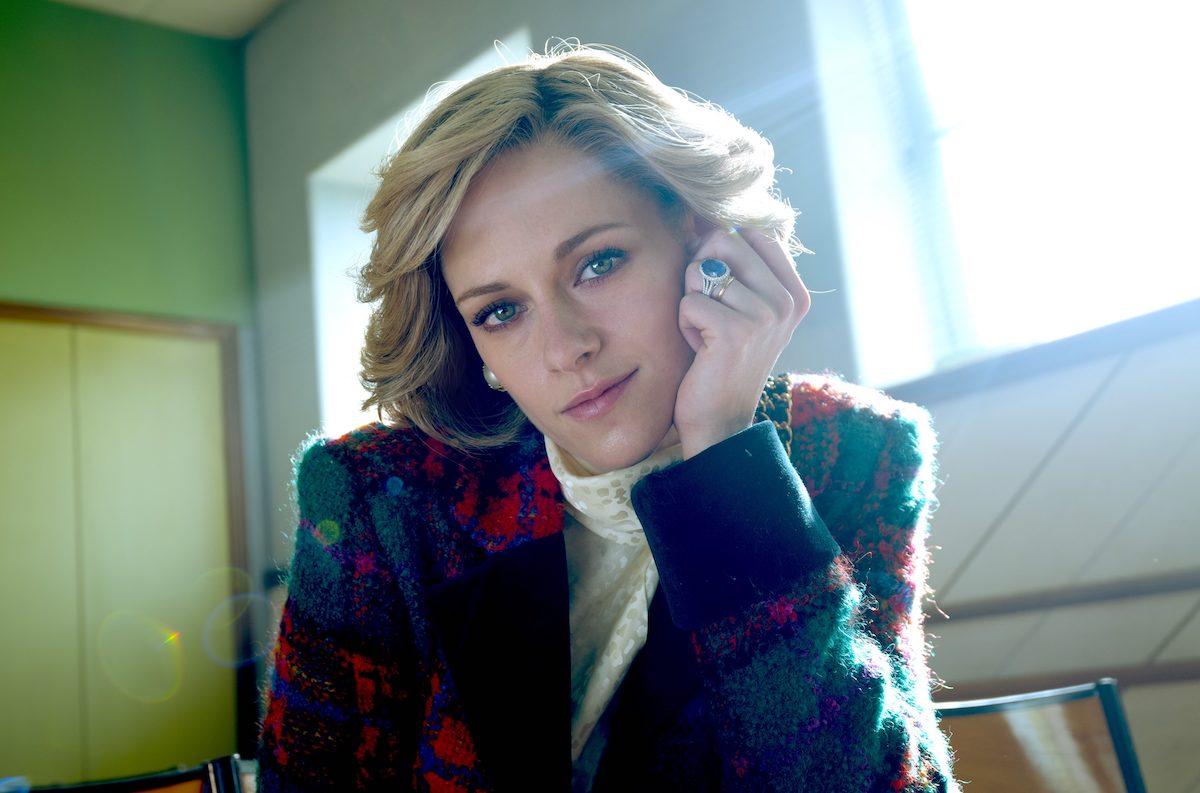 Spencer starring Kristen Stewart