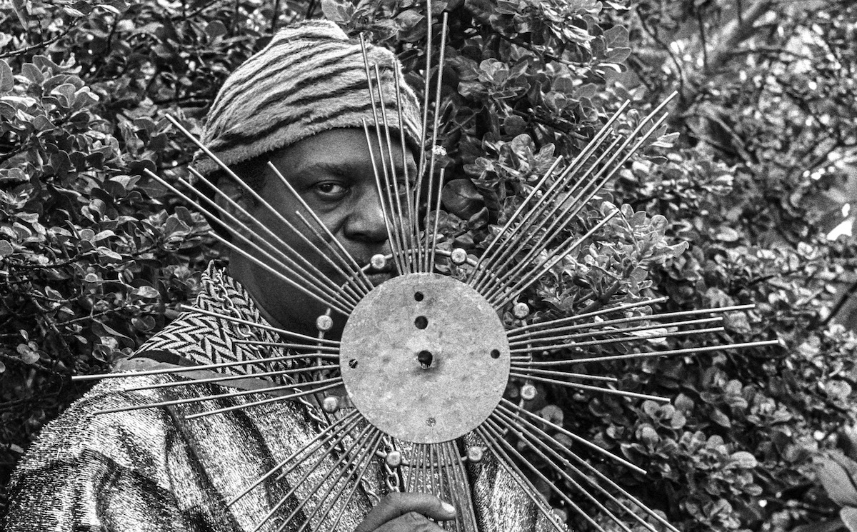 Sun Ra 1968. Fire Music directed by Tom Surgal