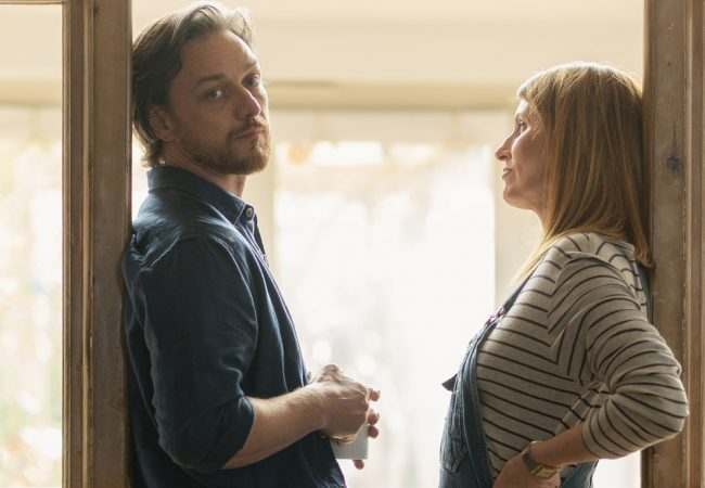 Together starring James McAvoy and Sharon Horgan