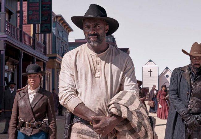 TheHarder They Fall starring Regina King and Idris Elba