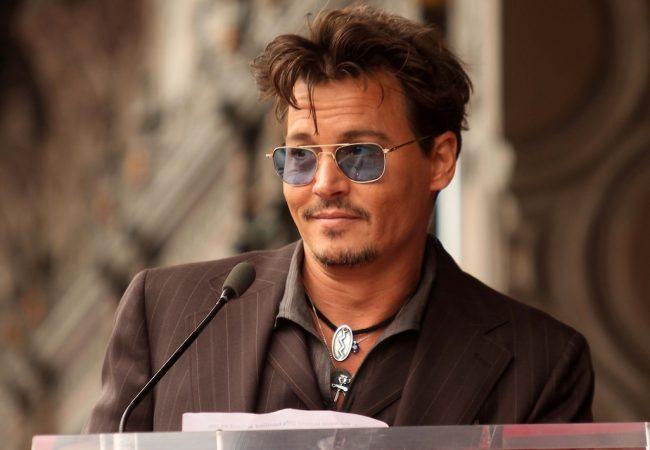Johnny Depp (dp)