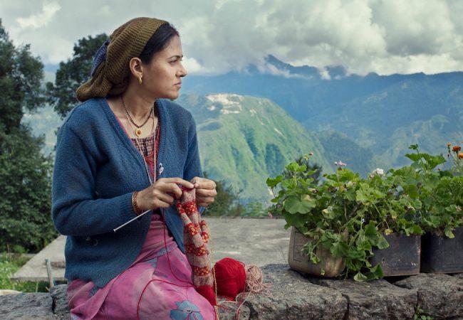 Vinamrata Rai in Fire in the Mountains by Ajitpal Singh