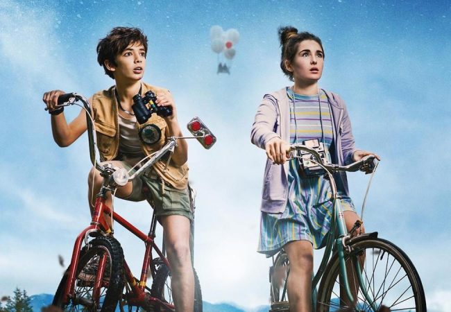SpaceBoy directed by Olivier Pairoux