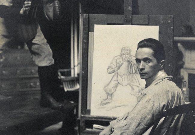 Coded: The Hidden Love of J.C. Leyendecker