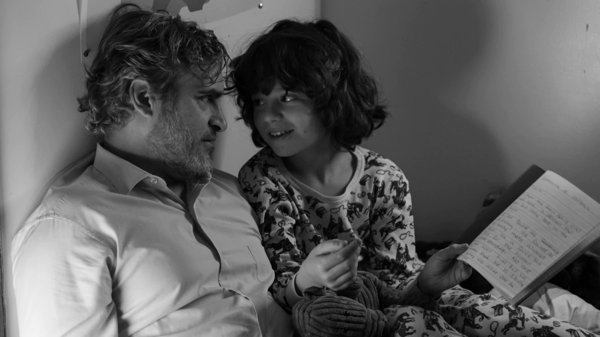 C'mon C'mon starring Joaquin Phoenix