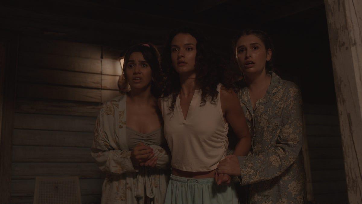 Slumber Party Massacre directed by Danishka Esterhazy
