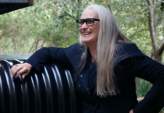 Jane Campion (Credit Sally Bongers | New York Film Festival)