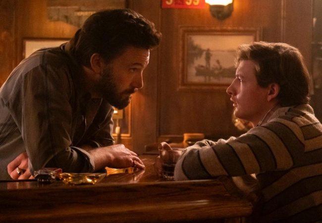 "George Clooney's ""The Tender Bar"" stars Ben Affleck, Tye Sheridan"