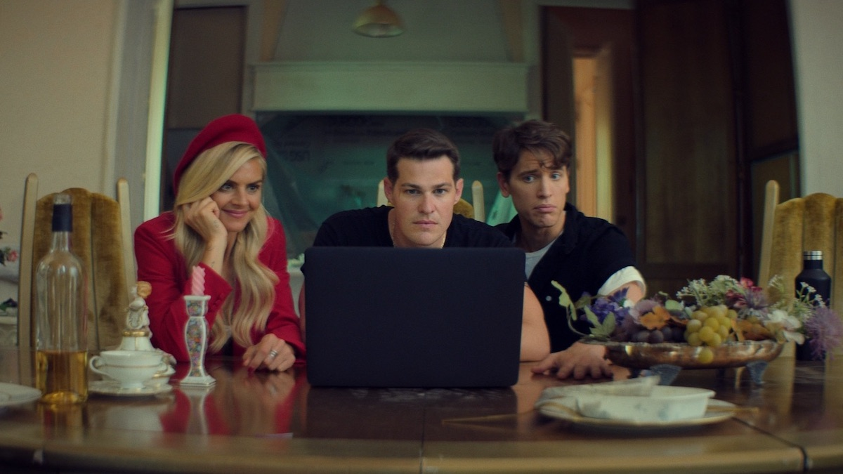 The Estate starring Eliza Coupe, Greg Finley, Chris Baker