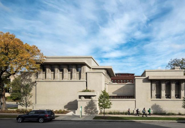 Unity Temple: Frank Lloyd Wright's Modern Masterpiece