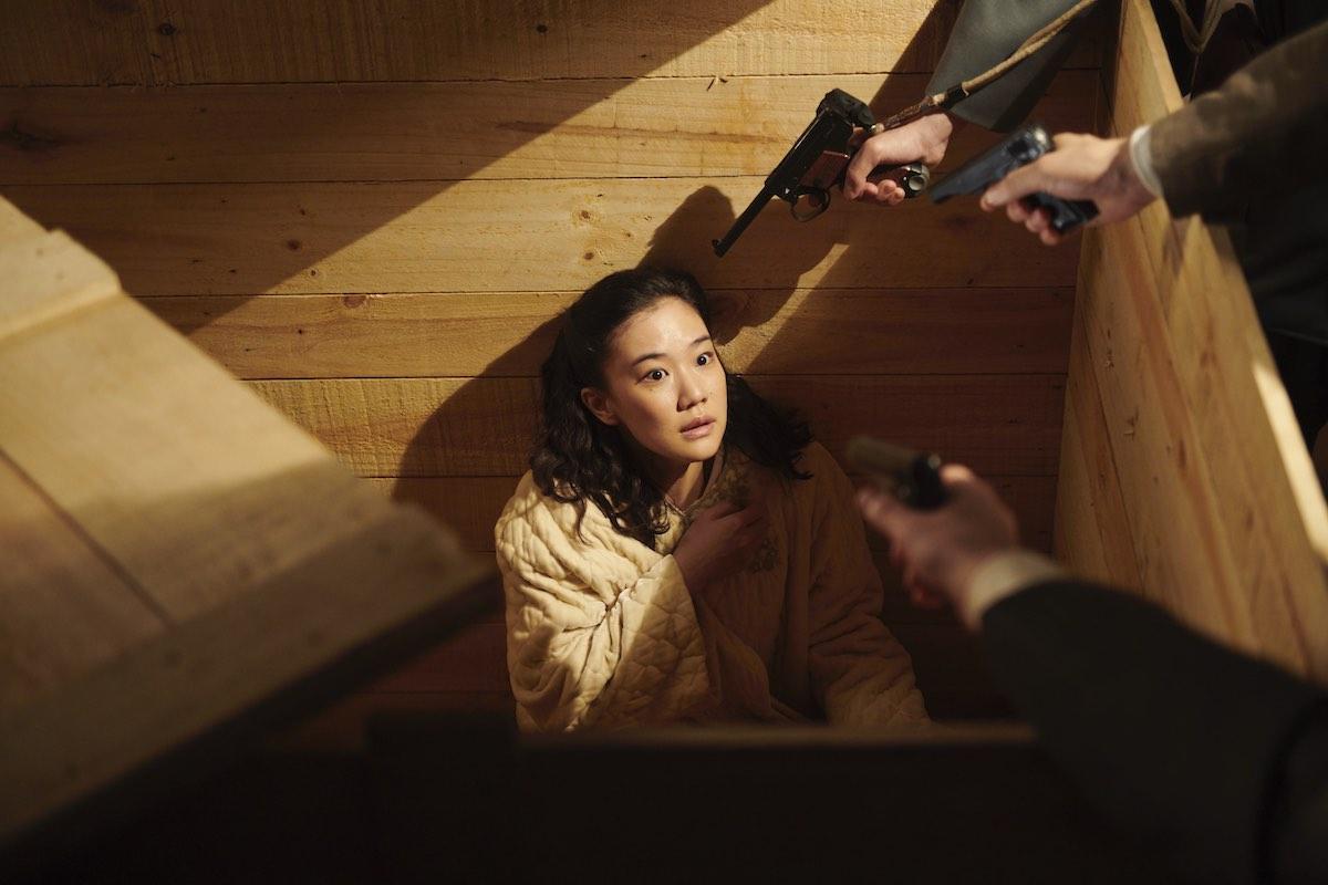 Wife of a Spy directed by Kiyoshi Kurosawa