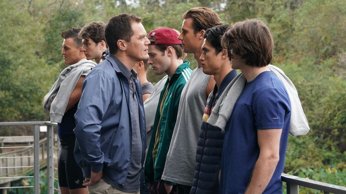 Heart of Champions starring Michael Shannon