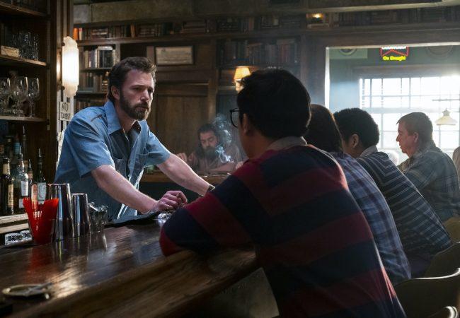 The Tender Bar starring Ben Affleck