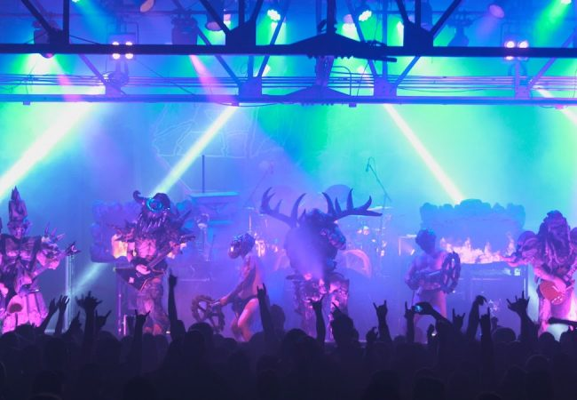 This Is GWAR directed by Scott Barber