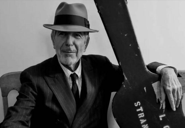 Hallelujah: Leonard Cohen, A Journey, A Song